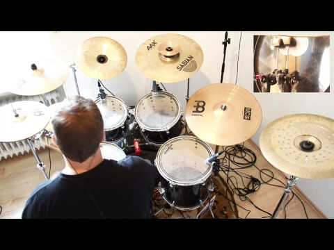 Architects - Red Hypergiant - Drum Cover