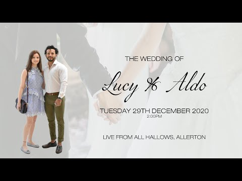 The Wedding of Lucy Caroline Sellars & Aldo Fernando Sosa Gallardo