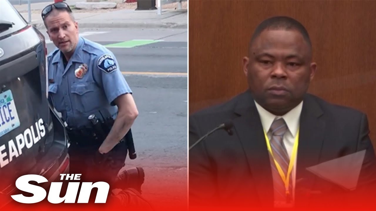 Chauvin Trial: Expert Says Use Of Force In George Floyd Arrest Was ...
