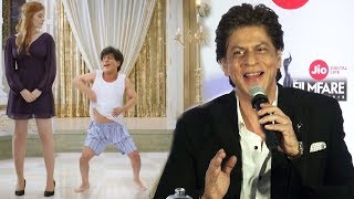 SRK's Funny Reaction On Playing A Dwarf In His Next Movie ZERO