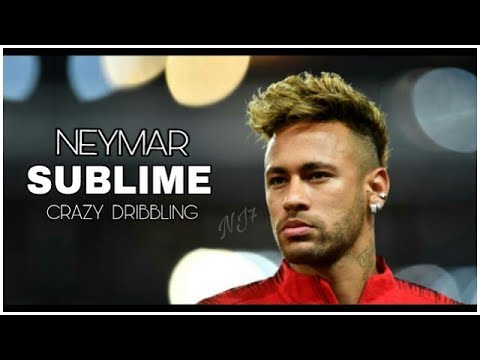 Neymar Jr • 860 XXX • Sublime • Crazy Dribbling •