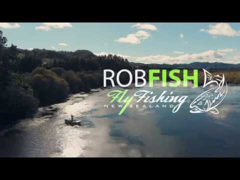 Robfish Fly Fishing New Zealand Promo