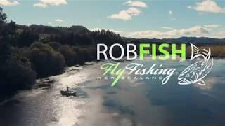 Robfish Fly Fishing New Zealand Promo