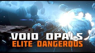 Elite Dangerous - How to Mine Void Opals for 100 Million Credits per Hour