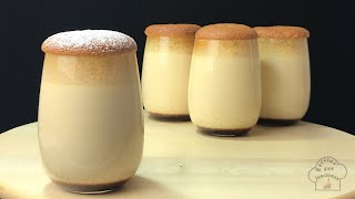 Japanese flan PUDDING... simply magnificent.