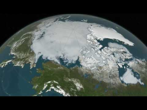A New Forecast Model Gives Scientists a Longer View of Arctic Sea Ice