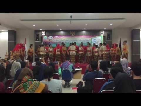 Padusmansasi - Mars Kota Bekasi & Badminton @ Bekasi Choir Competition 2017