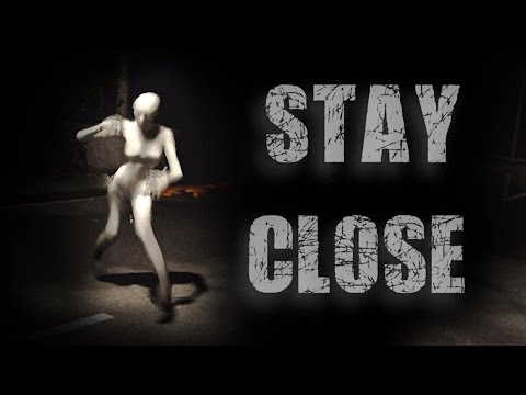SCARIEST CO-OP HORROR GAME? | Stay Close Co-Op Part 1