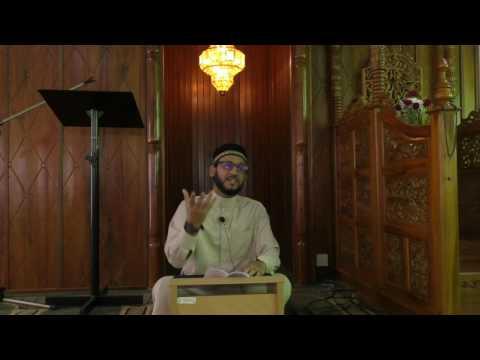 Causerie Ramadan par Cheikh Mubeen-Notre temps ; bienfait ou perdition?