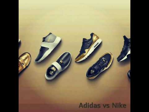 Find who is better Adidas or Nike or puma?