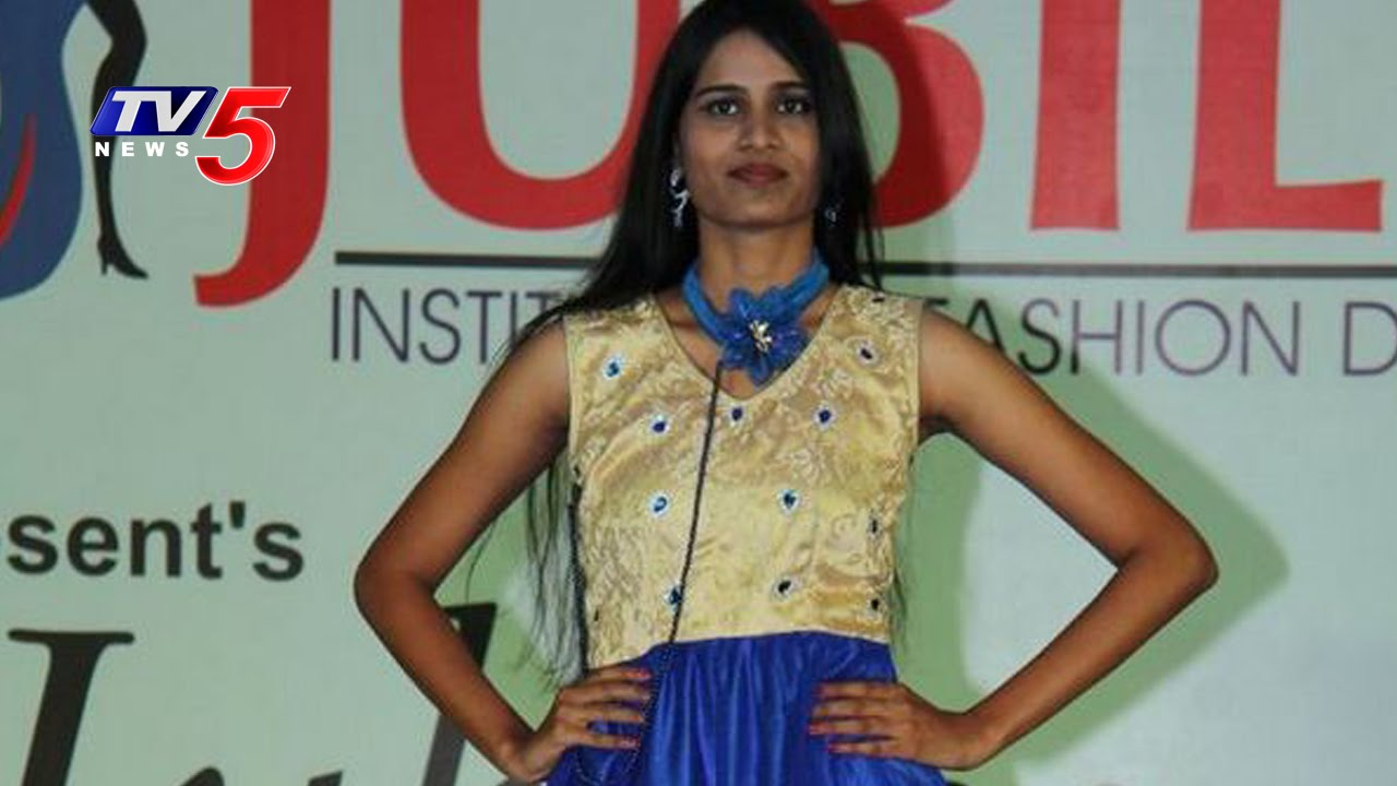 Jubilee Forema 2 Fashion Show Jubilee Institute Of Fashion Designing Tv5 News Youtube