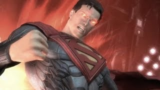 Injustice Gods Among Us - S.T.A.R LABS  SUPERMAN - ☆☆☆ COMPLETE