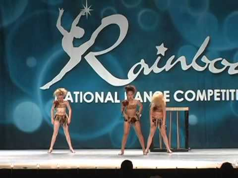 Jazz Dance- Trio- East County Performing Arts Center