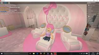 ROBLOX-Beauty salon!?