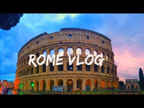 Rome Vlog: Arriving in Rome & Randomly visiting the Somali embassy