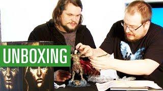 Divinity: Original Sin 2 - Unboxing der Collector