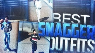 THE  BEST SNAGGER OUTFITS IN NBA 2K19!!! LOOK LIKE A SNAGG GAWD NOW!! (MUST WATCH) (PART 1)