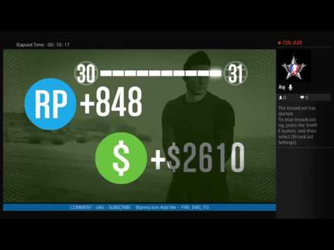 GTA 5 Online -Trying to make ends meet- Live PS4 Broadcast