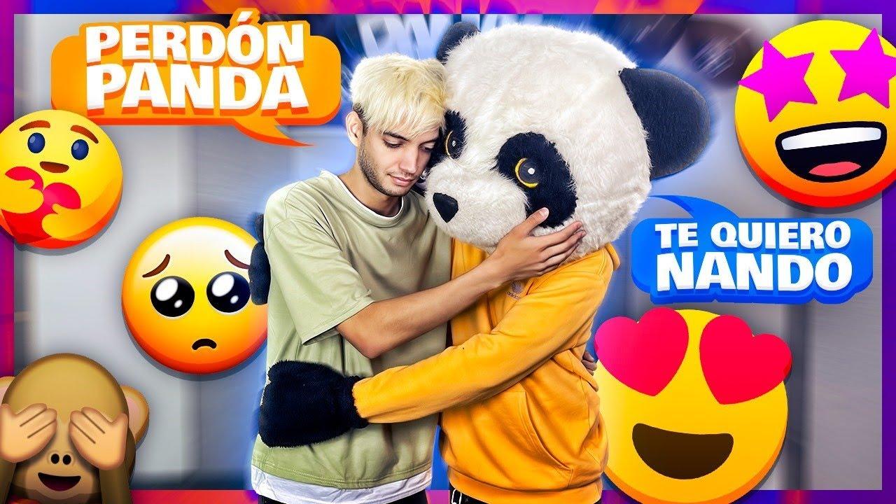 Panda, tengo algo que decirte...