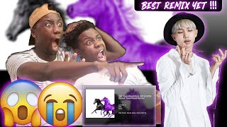 Lil Nas X - Old Town Road (Seoul Town Road Remix) feat. RM of BTS   REACTION