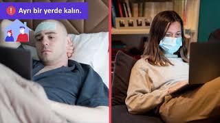 Pandemide Hastalara Evde Bakım İpuçları Eğitimi