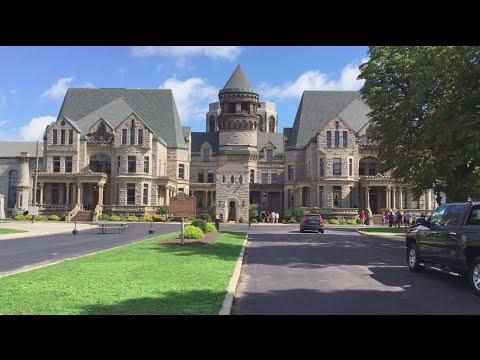 Shawshank Redemption Filming Location : Mansfield Prison