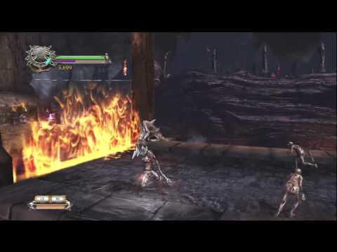 Dante's Inferno Walkthrough Part 4 - Into The Blind World HD