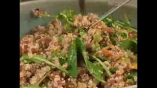 Ottolenghi Inspired Red Rice And Couscous Salad