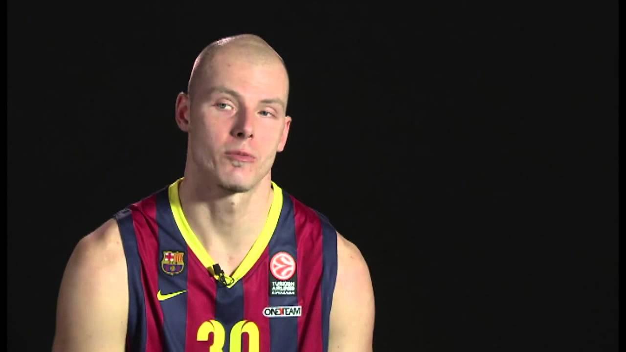 Pre Season Interview: Maciej Lampe, FC Barcelona