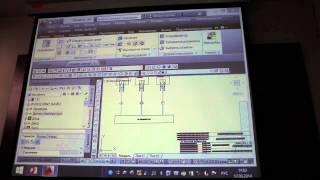Проектирование схем КИПиА АСУ ТП в Model Studio CS Электротехнические схемы