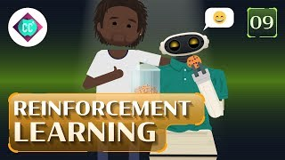 Reinforcement Learning: Crash Course AI#9