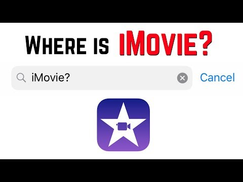 How to download iMovie on iOS 12 (iPhone/iPad)