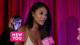 Maxim Model Chanel Iman tells New You about her Health Regimen