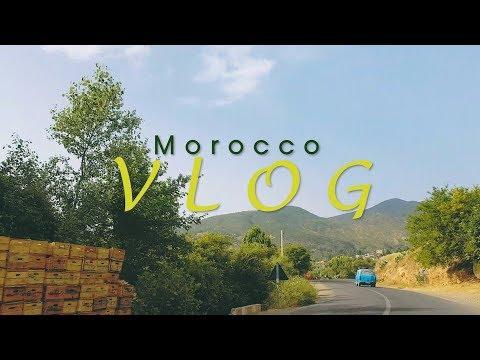 KOR/ENG] Morocco Vlog | Weekend in Ourika 모로코 일상 브이로그 | 모로코의 계곡물에 발담구는 주말