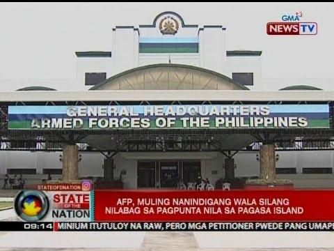 Arbitral ruling, dapat diumanong mapag-usapan sa ASEAN Summit ayon kay dating DFA Sec. Del Rosario