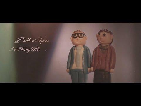 Balbirnie House wedding video - Rob & Greig's Story Film - Butterfly Films