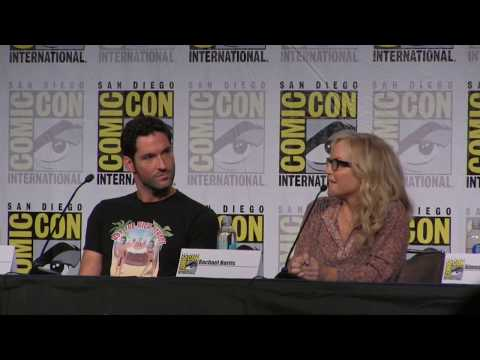 Lucifer Panel San Diego Comic Con 2017