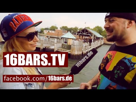 Interview: Kool Savas in New York (16BARS.TV)