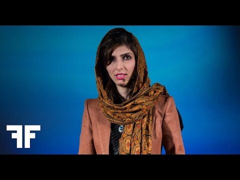 ROYA MAHBOOB | GIRL POWERED: THE FUTURE OF TECH IN ...