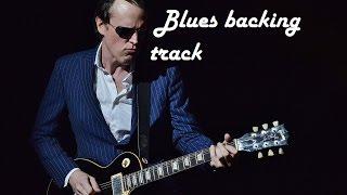 Slow Blues In C   Joe Bonamassa  Style backing track