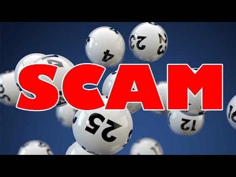 How The Lottery Scams Poor People