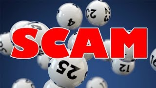 The Lottery is a Predatory Scam