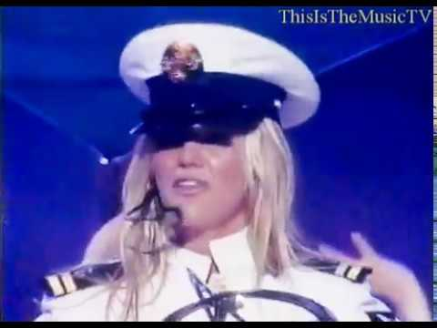 Britney Spears - Lucky - LIVE in London (OIDIA Tour)