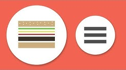 10 Awesome CSS Hamburger Menu You Should See
