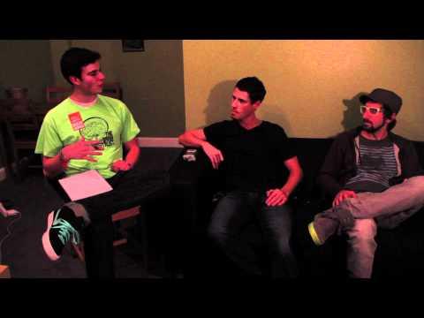 Big Gigantic interview by The Brain Trust and BrainChild Media