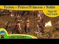 High Elf Unit Guide: Tyrion, Prince/Princess & Noble - Total War: Warhammer 2 Army Review