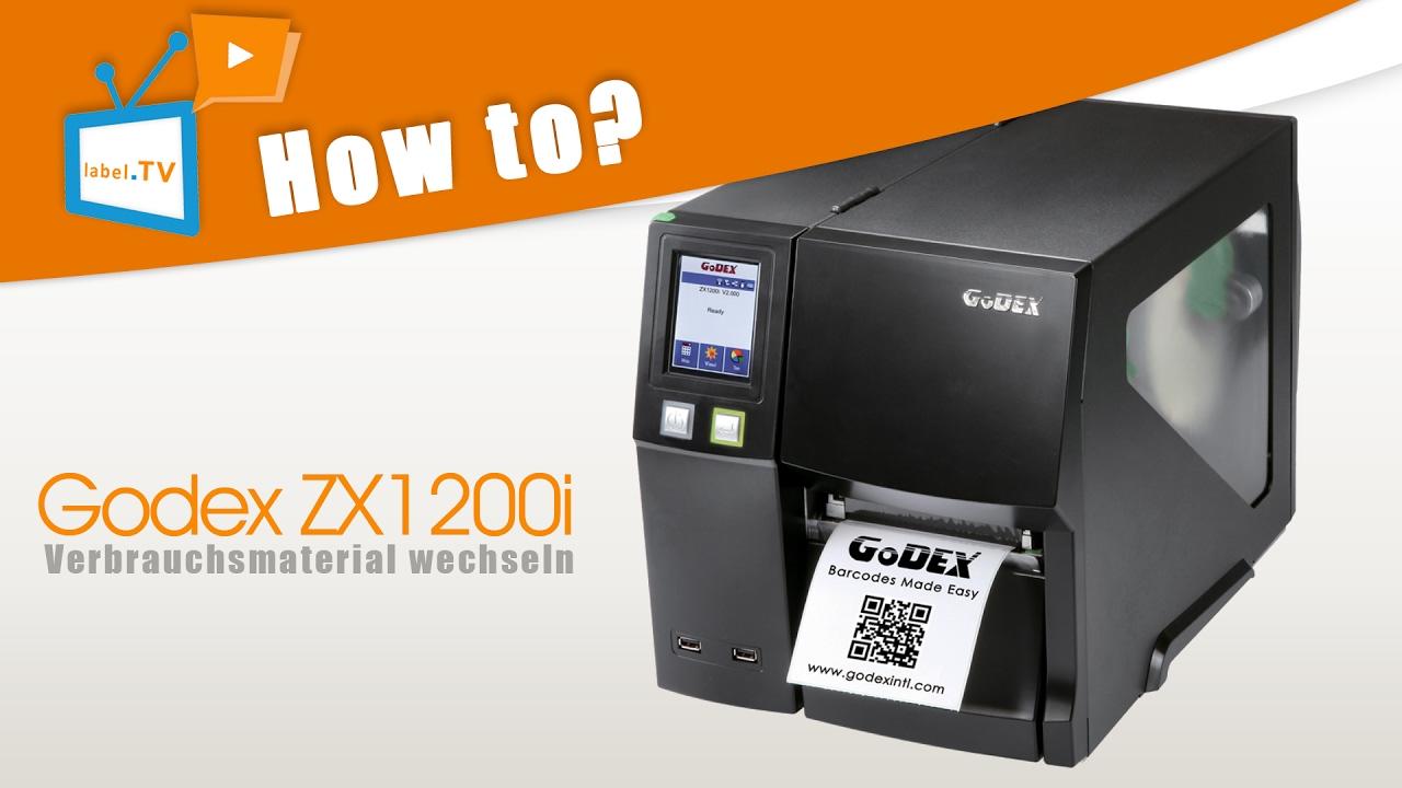 GODEX EZ 1200 DRIVER FOR WINDOWS