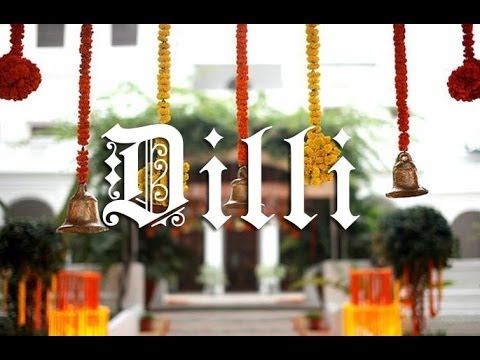 Dilli feat. The Punjabis | Sikh wedding | New Delhi | Cinematic trailer