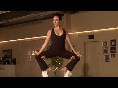 Bachata/AcroYoga Routine by Nery and Giana-