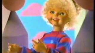 80's Commercials - Jill the talking Doll